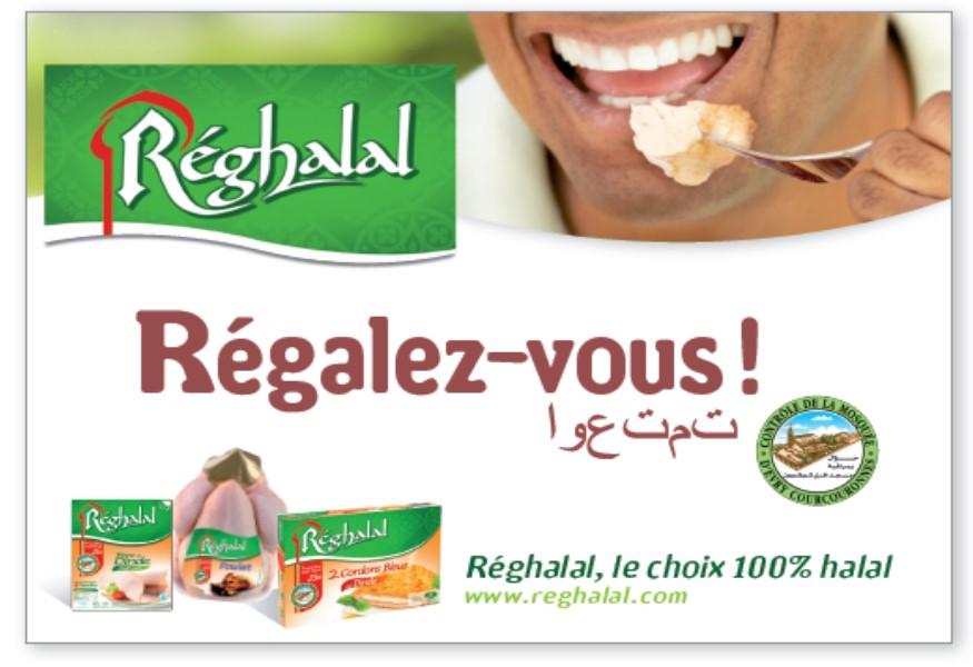 Régalez-vous avec Réghalal, le choix 100% halal