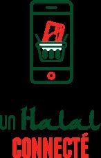 Illustration d'un panier Réghalal dans un téléphone